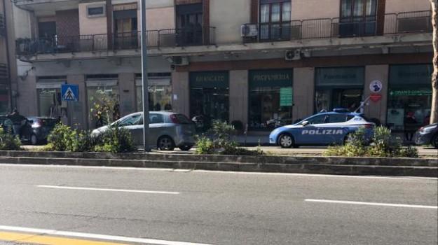 banca, rapina, Messina, Sicilia, Cronaca