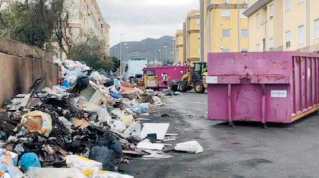 conferimenti, immondizia, rifiuti, Armando Neri, Giuseppe Falcomatà, Reggio, Calabria, Cronaca