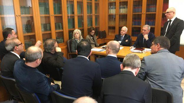 collegamenti marittimi, riunione, Bernardette Grasso, marco falcone, Sicilia, Economia