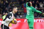 Coppa Italia, il Milan spaventa la Juventus: Ronaldo la salva su rigore