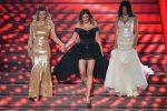Diletta, Francesca e Sabrina primedonne della finale di Sanremo: le foto sul palco