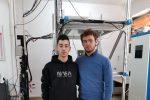 """Due studenti dello """"Scorza"""" di Cosenza alla scuola internazionale di fisica"""
