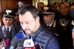 """Calabria, Salvini punta agli assessorati Agricoltura e Turismo : """"Sarebbe un orgoglio"""""""