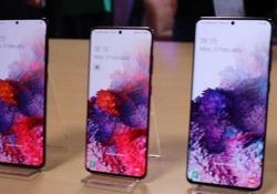 Samsung Galaxy S20 Ultra: com'è, il video 5G e super-fotocamera da 108 Megapixel e zoom 100X per la nuova generazione degli smartphone top della casa coreana - Corriere Tv
