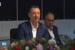 Sanremo 2020, Amadeus: «Tra Fiorello e Tiziano c'è un fantastico rapporto, è stata una battuta infelice»