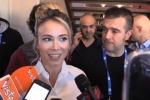 Sanremo, Diletta Leotta: «Non devo dimostrare niente, mi auguro più solidarietà tra noi donne»