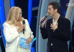 Sanremo, la confessione di Diodato in tv: «La mia canzone è dedicata a una ex che canta bene» Il vincitore del Festival, pur senza nominarla, sembra ammettere che a ispirare «Fai rumore» sia stata la sua storia d'amore con Levante - Ansa