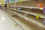 Coronavirus, presi d'assalto supermercati di Catanzaro: scaffali svuotati in poche ore
