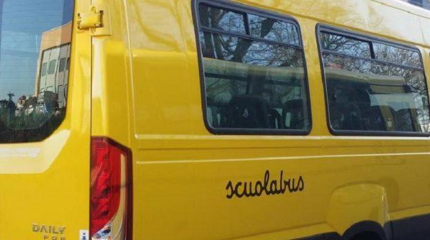 incidente, incidente mortale, scuolabus, Sicilia, Cronaca