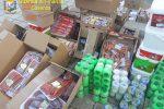 Formaggi, carne e pesce in una furgone dalla Bulgaria alla Piana di Sibari: una denuncia