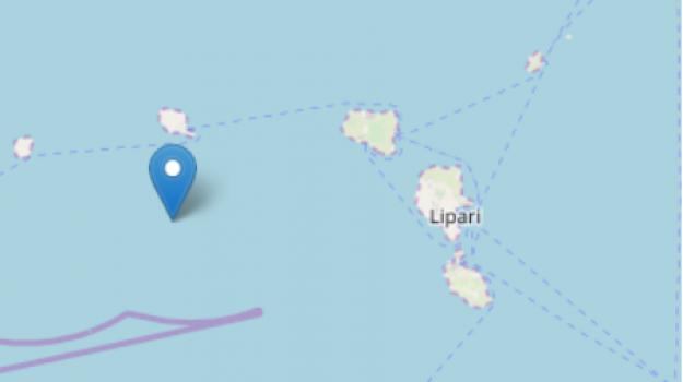 eolie, terremoto, Messina, Sicilia, Cronaca