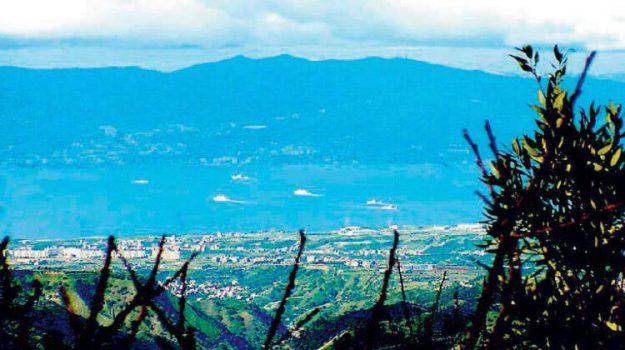 crociere, stretto di messina, Sicilia, Economia