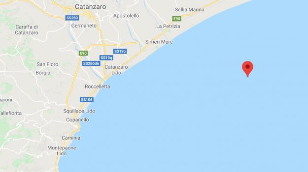 botricello, sciame sismico, sellia marina, terremoto, Catanzaro, Calabria, Cronaca