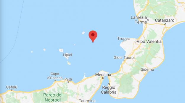 eolie, terremoto, Sicilia, Cronaca