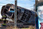 Macchinista reggino morto nell'incidente ferroviario, raccolta fondi per la famiglia