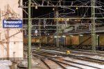 Ucciso da un treno al Brennero: camionista travolto mentre attraversa i binari