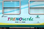"""Il Treno Verde parte dalla Calabria, l'obiettivo è fermare il """"Climate Change"""""""