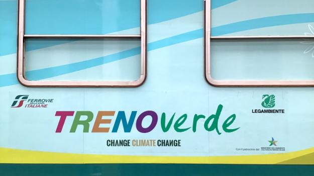 ambiente, treno verde, Calabria, Economia
