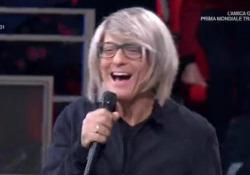 Tv, Fiorello-De Filippi fa irruzione ai Soliti ignoti Scherza con Amadeus, «non ci vedremo più, almeno non in tv» - Ansa