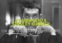 21 anni senza Stanley Kubrick, genio e maestro del cinema Tutti i film del genio che fece del cinema un opera d'arte - Ansa