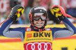 Sci, Federica Brignone vince la Coppa del Mondo di combinata