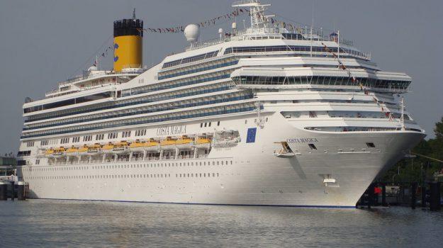 crociera, nave, porto, Catanzaro, Calabria, Cronaca