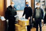 Cosenza, in Municipio delegazione cinese: donate altre 6mila mascherine