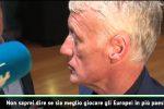 """Coronavirus, il francese Deschamps: """"Non so se il caso di giocare gli Europei solo in Italia"""""""