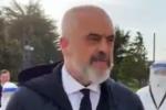 """Medici albanesi in Italia, il discorso del premier fa il giro del web: """"Noi non dimentichiamo"""""""
