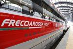 Trenitalia, dodici Frecciarossa in più fra Milano e la Calabria fino al 30 agosto