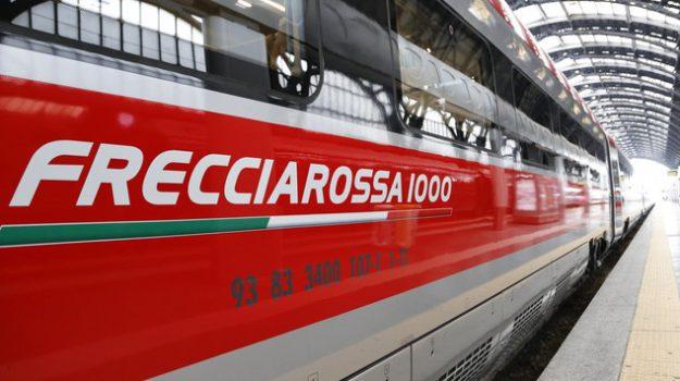 frecciarossa, treni, Calabria, Economia