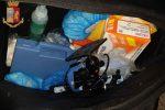 Forza l'ingresso e ruba materiale sanitario dal Piemonte di Messina, arrestato