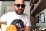 Coronavirus, il brano inedito di Giuliano Sangiorgi dei Negramaro