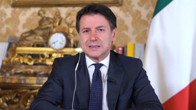 Cura Italia, governo, premier, Giuseppe Conte, Sicilia, Economia
