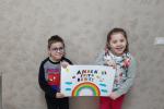 """I bambini di Messina e il messaggio di speranza contro il Coronavirus: """"Andrà tutto bene"""""""