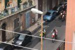 Coronavirus a Messina, reduci da una gara di motocross sfrecciano in città
