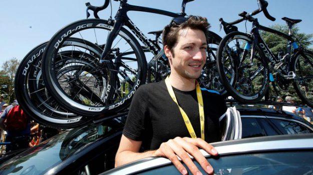 ciclismo, infarto, Nicolas Portal, Sicilia, Sport