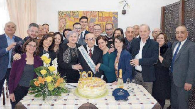 centenario, coronavirus, motta san giovanni, Giovanni Verduci, Peppino Chilà, Reggio, Calabria, Società