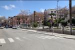 """Il Coronavirus """"svuota"""" le strade di Reggio, pochi passanti e negozi chiusi"""