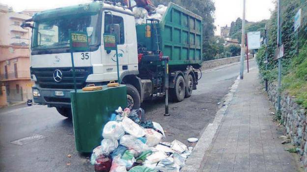 reggio, rifiuti, Reggio, Calabria, Cronaca