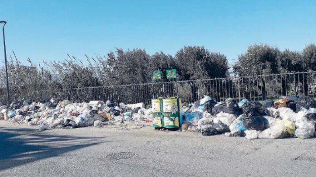 Avr, rifiuti reggio, Reggio, Calabria, Cronaca