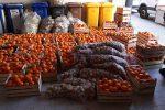 Frutta e verdura venduta abusivamente a Reggio, sequestro da 18 quintali