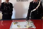 Confezionava droga in casa, arrestato un 54enne di Montepaone