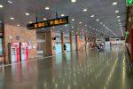 Guasto alla Stazione centrale di Messina, treni bloccati per un'ora
