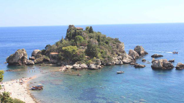 stabilimenti balneari, taormina, Messina, Sicilia, Economia