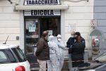 Mattinata di sangue a Messina, le foto da Provinciale dopo il folle gesto nella tabaccheria di viale San Martino