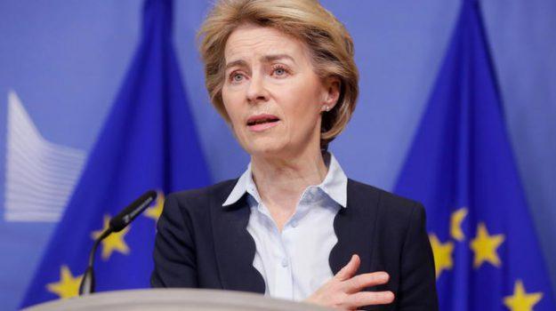 coronavirus, unione europea, Ursula von der Leyen, Sicilia, Mondo