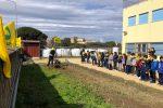 Lezione di agricoltura a San Filippo del Mela