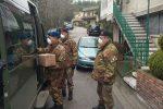Emergenza Coronavirus a Troina, arriva l'esercito: task force con 4 ufficiali di Messina