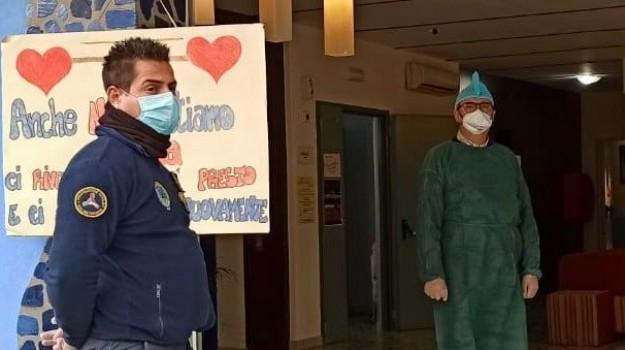 capo d'orlando, coronavirus, san marco d'alunzio, Messina, Sicilia, Cronaca